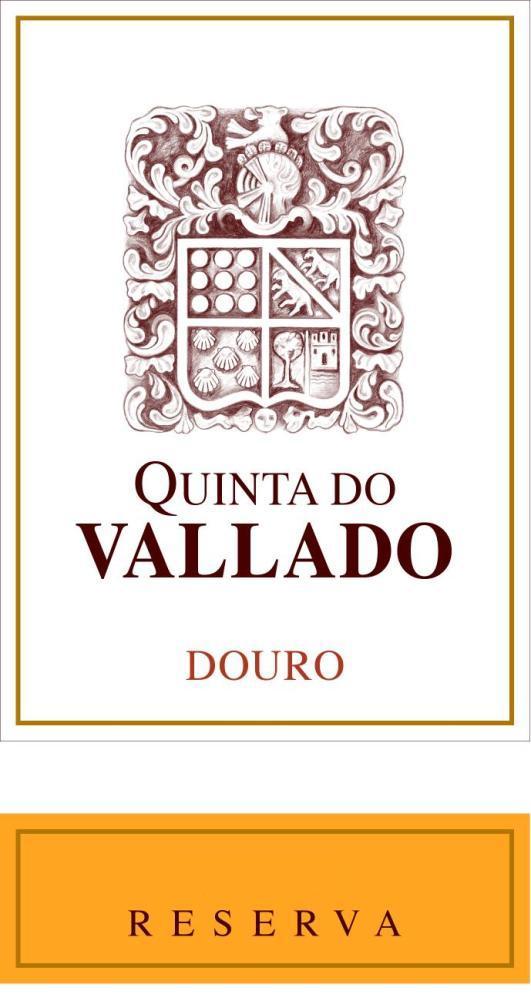 Label image front - Quinta do vallado ...